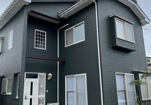 2021年10月 新潟市南区 K様邸 外壁張替工事